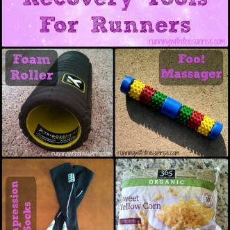 Four Must-Have Recovery Tools for Runners
