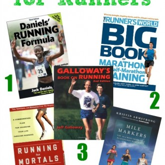 Five Great Books for Runners