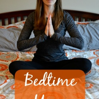 Bedtime Yoga Poses