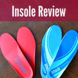 OrthoLite Insole Review