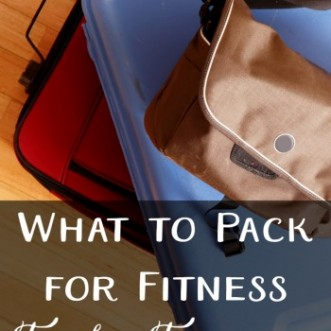 What to Pack for Fitness Teacher Training
