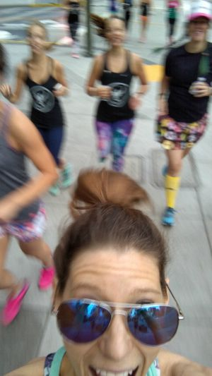 blogfest run