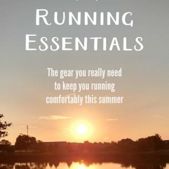 Summer Running Essentials