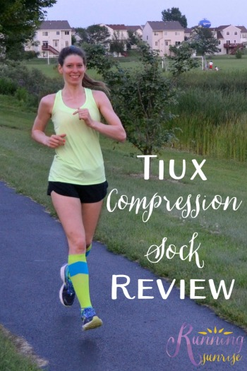 tiux compression sock review