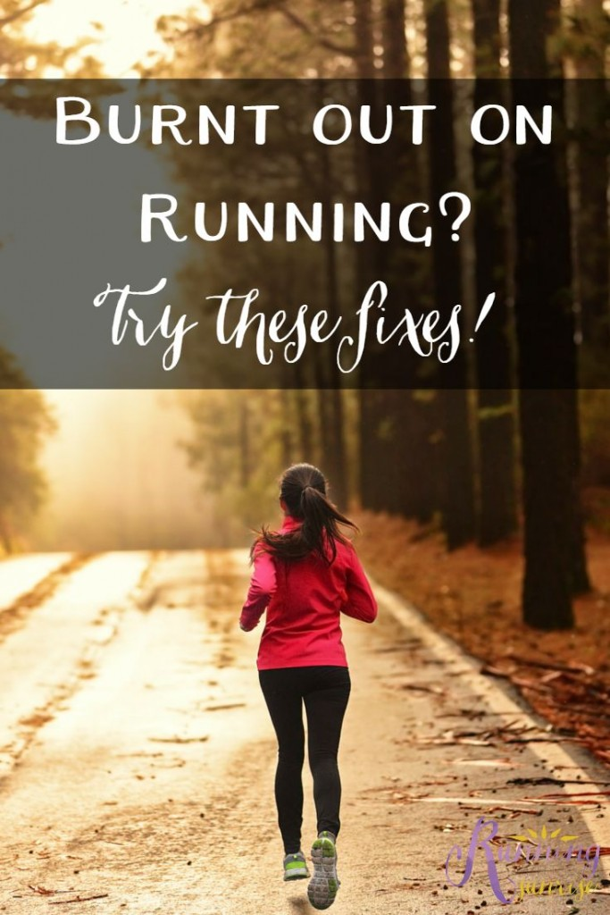 Are you feeling burnt out on running? These tricks may help you rekindle your love and passion for running.