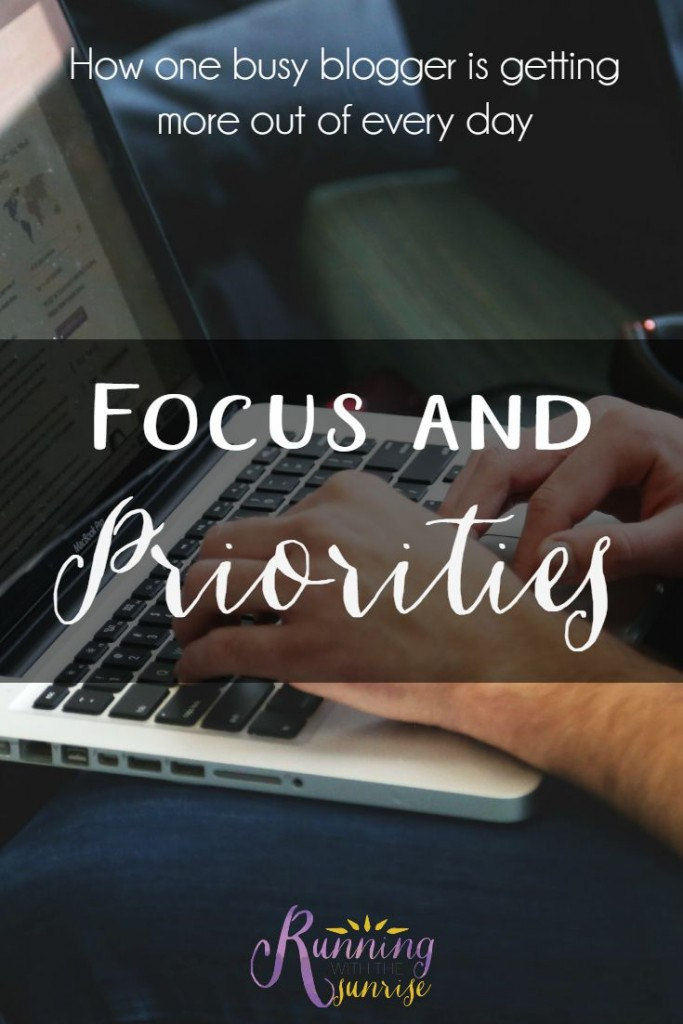 Focus and priorities: how carefully planning your to-do list can make you feel like you have more hours in the day.