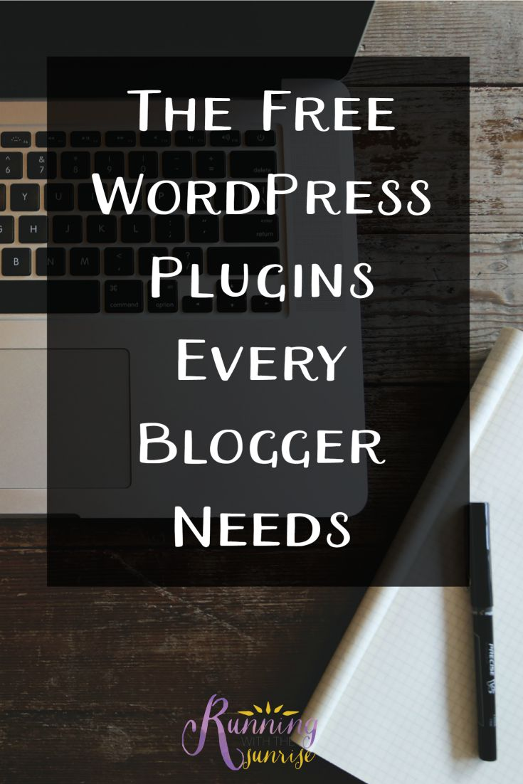 Great FREE WordPress plugins for bloggers.