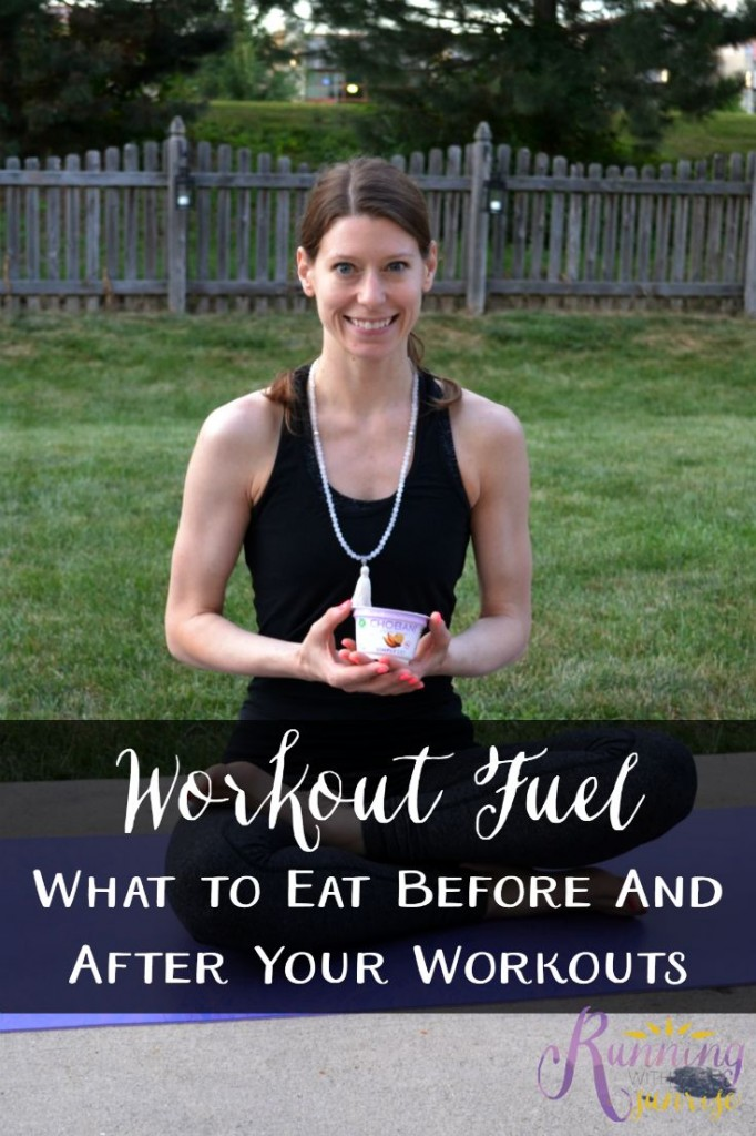 Workout Fuel: What to Eat Before and After You Exercise. Includes a recipe for a mango protein smoothie!