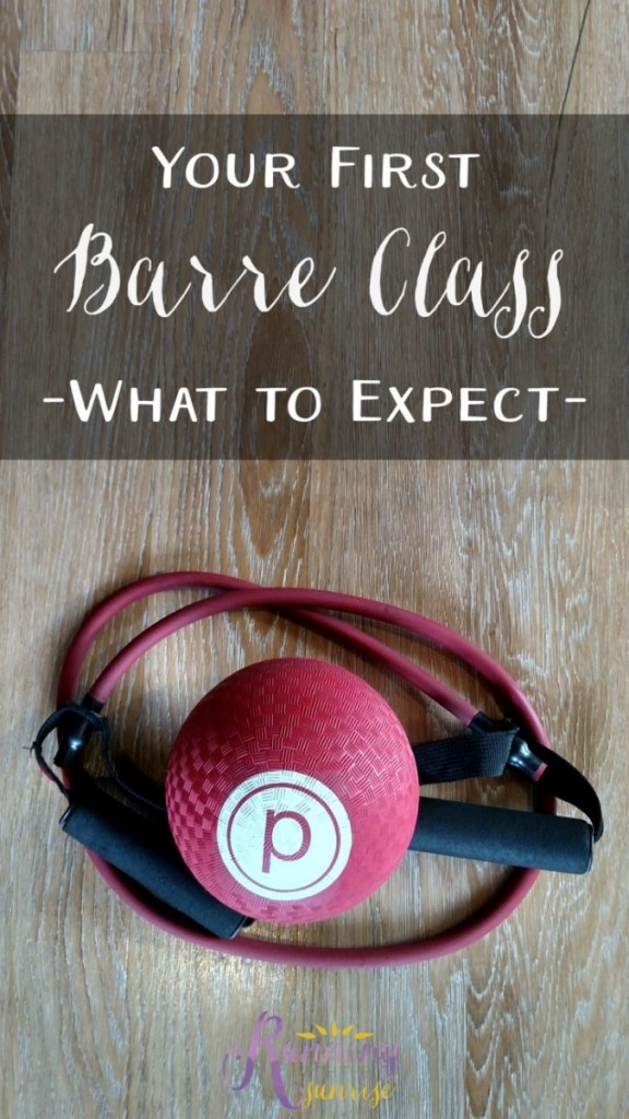 Your First Barre Class: What to Expect
