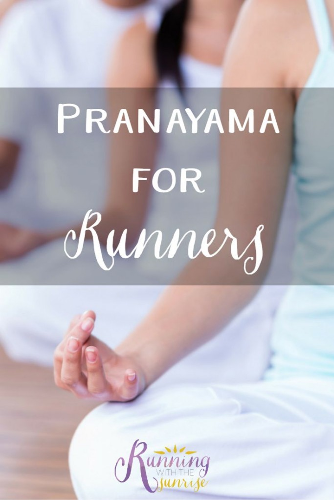 Pranayama for runners: how yoga breathing exercises can help you improve your running.