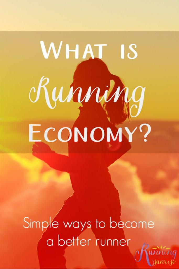 What is running economy, why is it important, and what are some simple ways to improve your running economy?