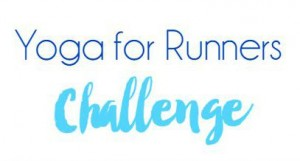 yoga for runners challenge