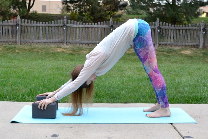 Sun Salutations for Beginners: Down Dog Modification