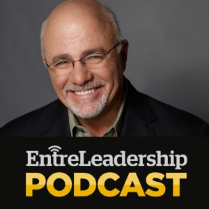 Best podcasts for bloggers: Th EntreLeadership Podcast