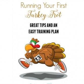 Turkey Trot Training Plan + Tips for Beginners