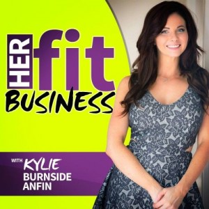 Best podcasts for bloggers: Her Fit Business