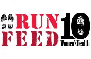 RUN10FEED10 Logo