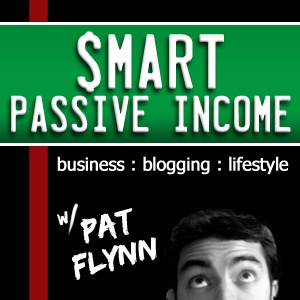 Top podcasts for bloggers: Smart Passive Income