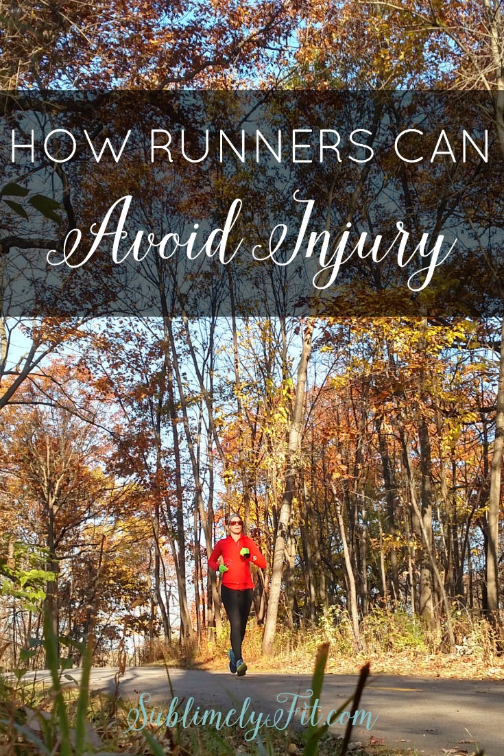 How runners can avoid injury: lessons I've learned from being an injured runner.