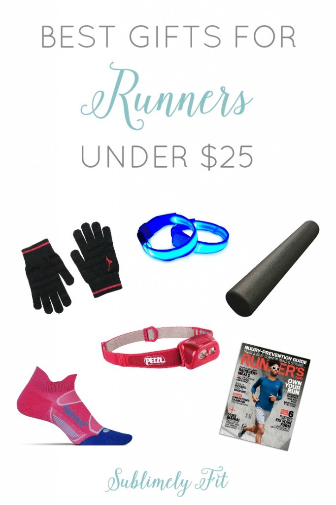 best gifts for runners under 25 sublimely fit