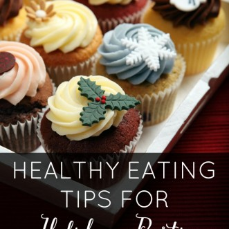 Healthy Eating Tips for Holiday Parties
