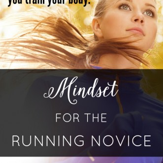 Mindset for the Running Novice