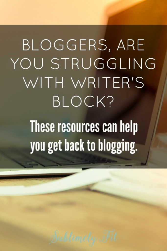 Can you help with writers block?