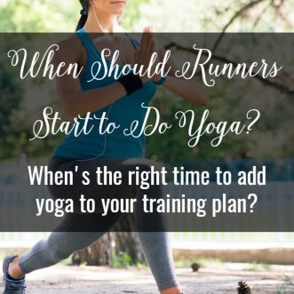 When Should Runners Start to Do Yoga?