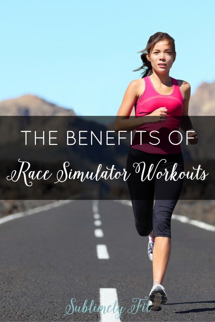Benefits of race simulator workouts: how one type of workout helps runners get read for their goal race, both physically and mentally.