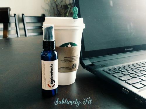 enduropacks electrolyte spray