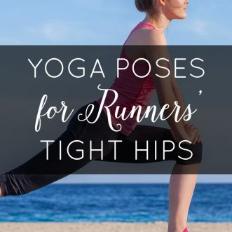 Yoga Poses for Runners' Tight Hips