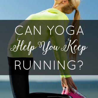 Can Yoga Help You Keep Running?