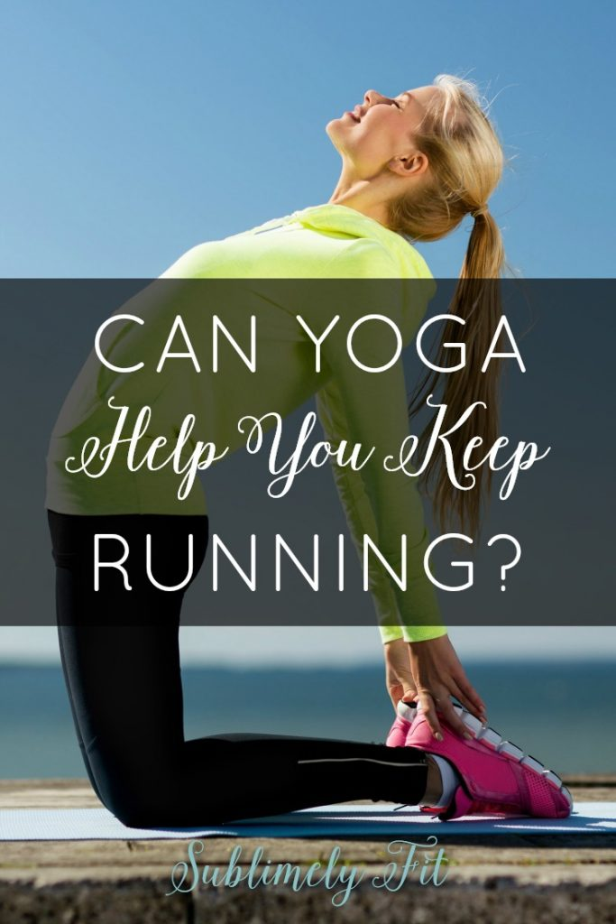 Answering a reader question: can yoga help you keep running, year after year? Learn how yoga can help you keep enjoying your favorite sport for a long time.