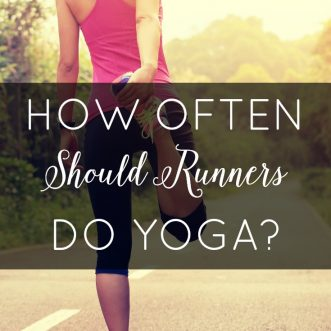 How Often Should Runners Do Yoga?