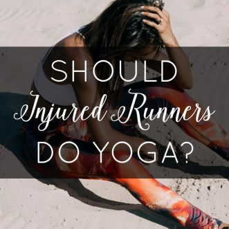 Should Injured Runners Do Yoga?