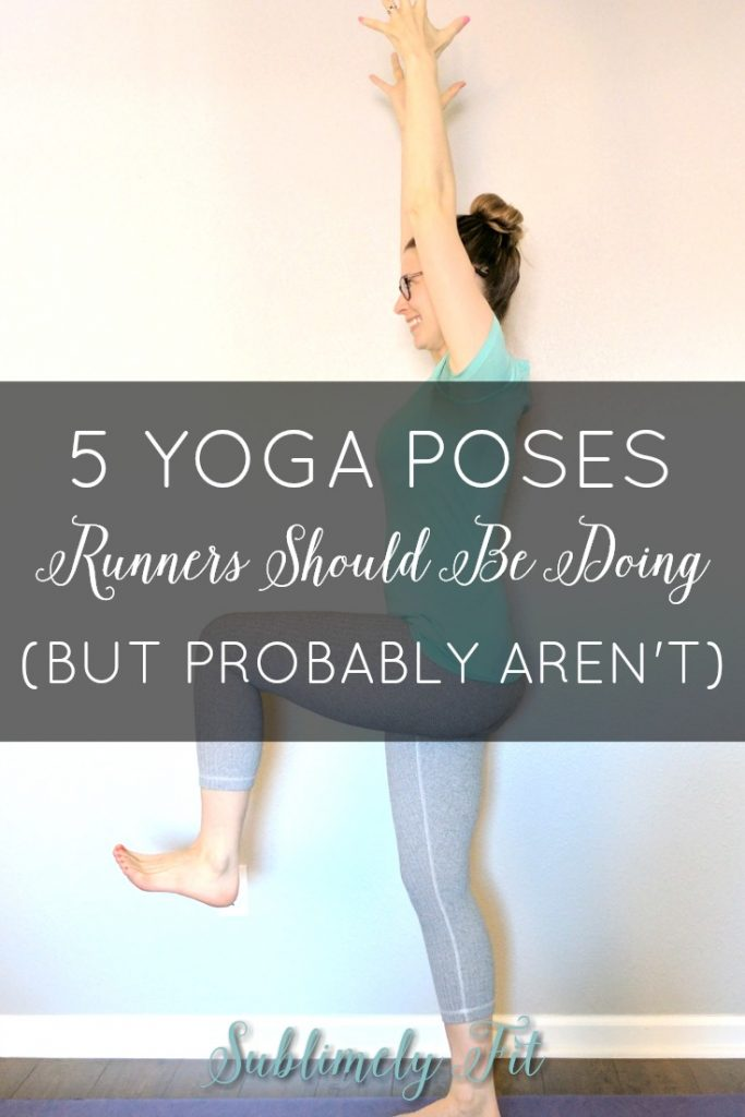 Runners tend to repeat their favorite yoga poses. Is your routine missing these important poses that runners should be doing to prevent injury?